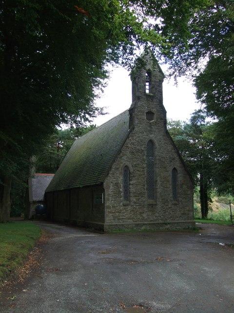 Christ Church Laxey