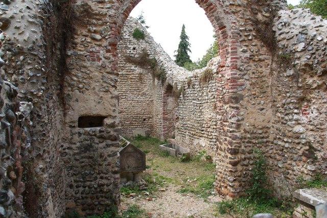 Mannington Church Ruin