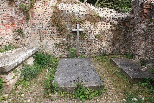 Mannington Church Ruin - Sanctuary