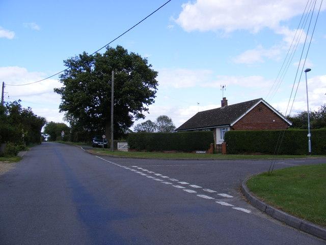 Chapel Road, Otley