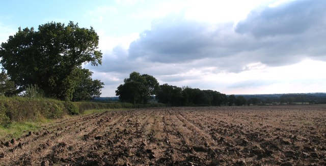 Ploughed field, Well parish