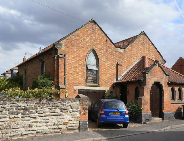 Chapel House, Cropwell Butler