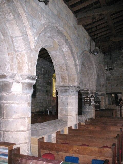 St Andrew's Church - interior
