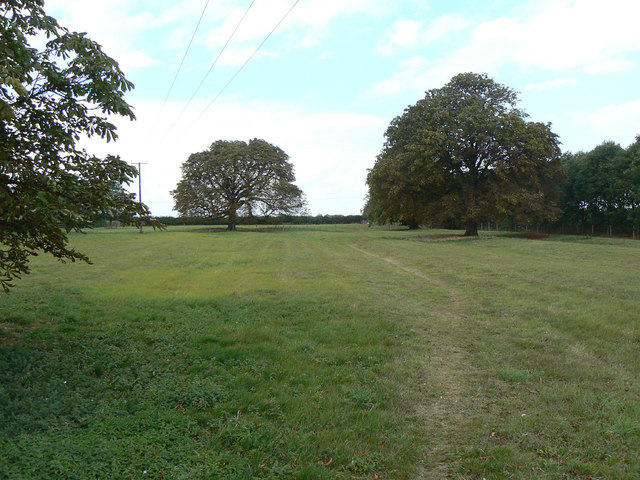 Parkland near Cropwell Butler