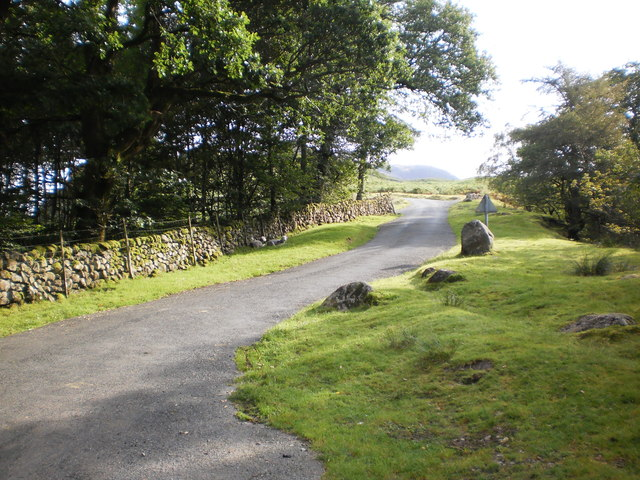 Car park at Brotherilkeld