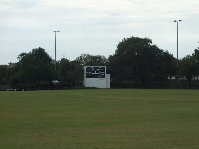 Helston Cricket Club - Scoreboard