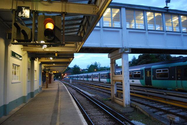 Horsham Station
