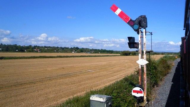 Farmland Near Northiam Station