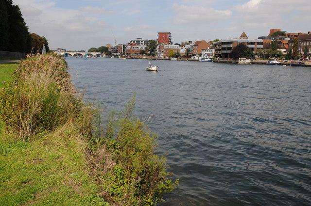 The Thames near Kingston Upon Thames