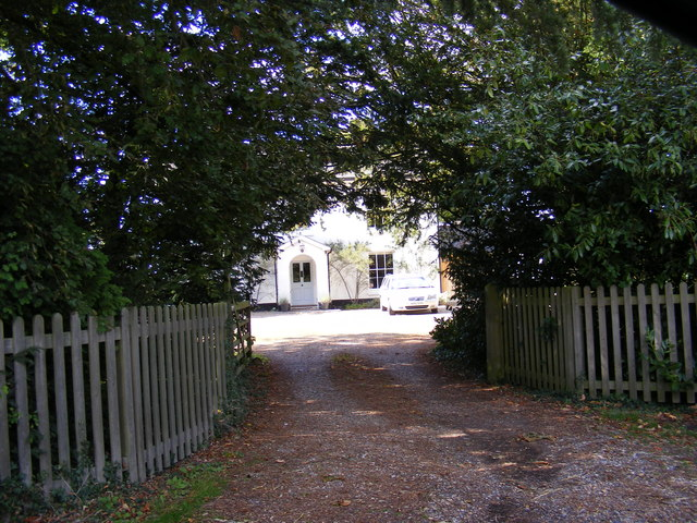 The Entrance to Hope Lodge