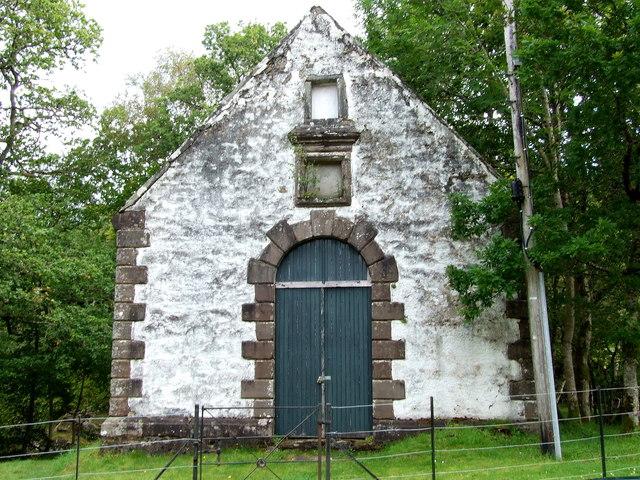 Disused church