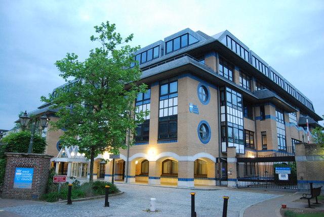 Horsham Council Offices