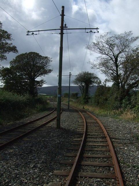 Manx Electric Railway near Ballafayle-e-Callow (1)