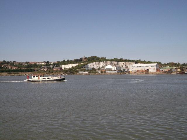 Bridge Reach, River Medway