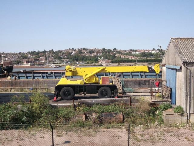 Yellow Crane, Acorn Shipyards