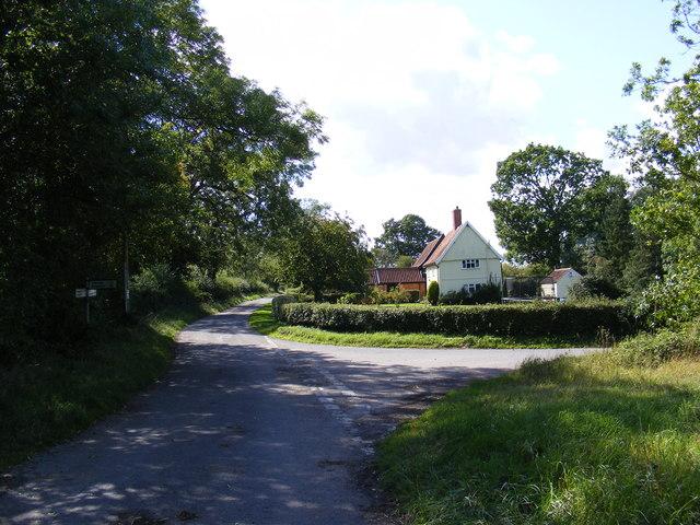 Otley Road junction