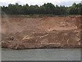 SP2382 : Digging a sandpit by Robin Stott