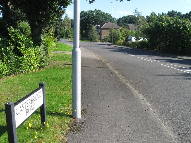 Casterbridge Road, Longham