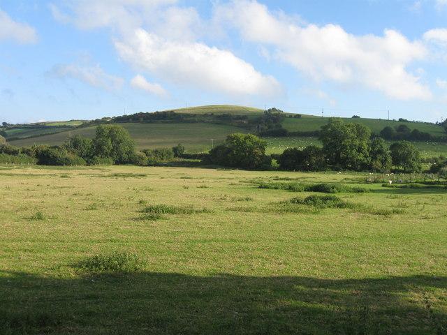 Fields south east of Sutton Poyntz