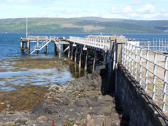 Salen New Pier