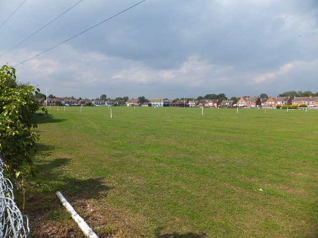 Rugby Ground at Countess Wear