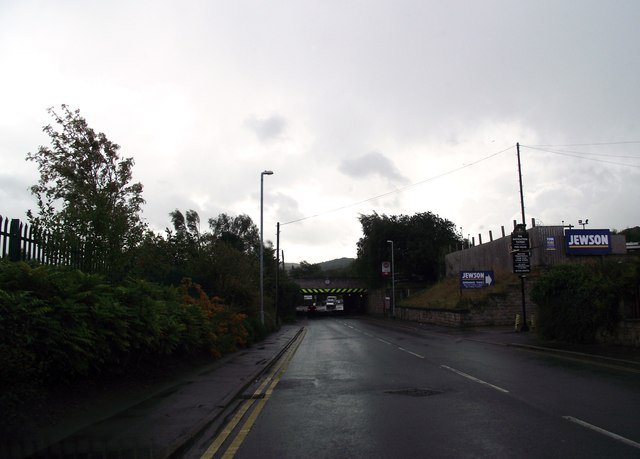 Station Road, Mirfield