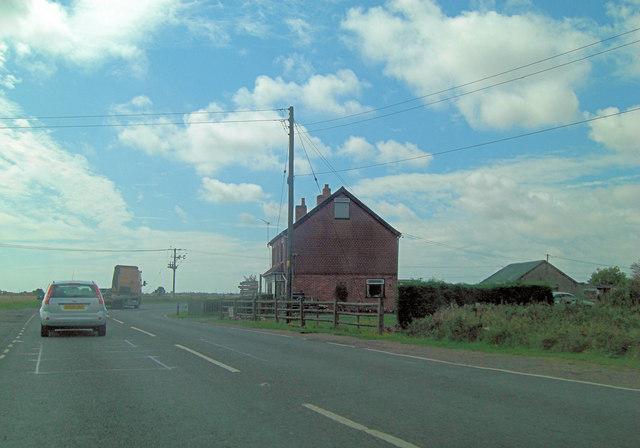 A259 by Cobb House Farm