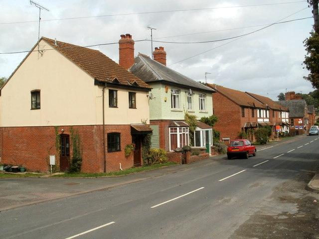 Pontrilas houses