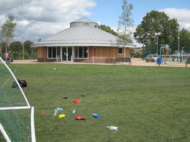 New recreation ground, Meriden