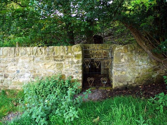 Chapel Walls Well, Wolsingham