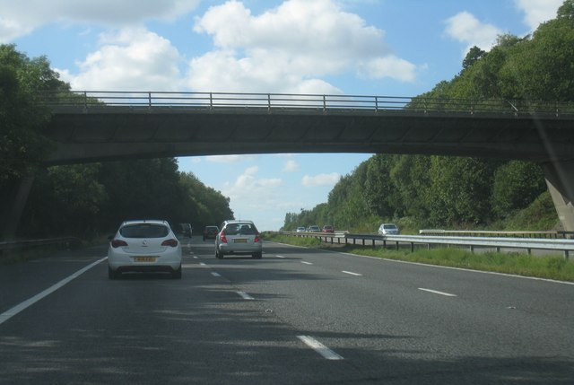 M4 south of Yattendon