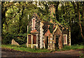 J2066 : Disused gate lodge, Brookhill near Lisburn by Albert Bridge