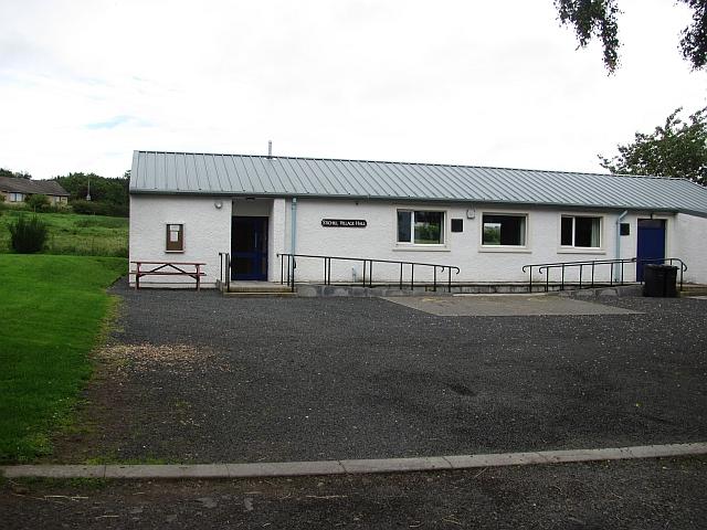 Stichill Village Hall