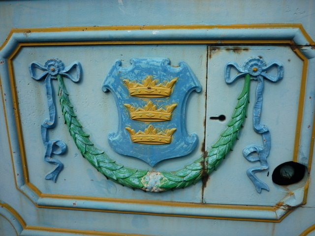 The three crowns of Kingston upon Hull