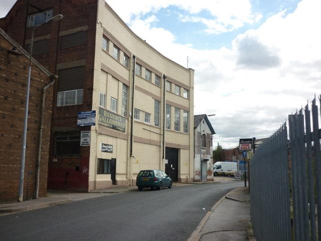 Regency Galleries Ltd on Wincolmlee