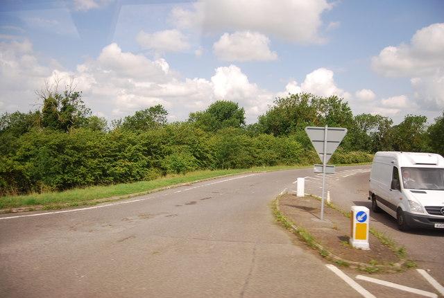 Newmarket Road off A11