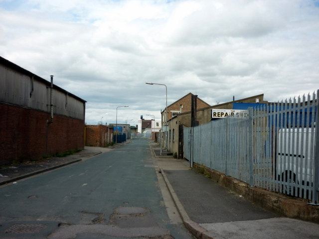 Bromley Street off Wincolmlee
