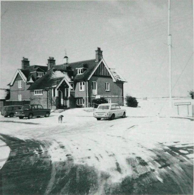 Littlestone Golf Club in 1972