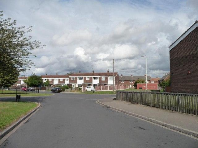 Houses in Priordale Road