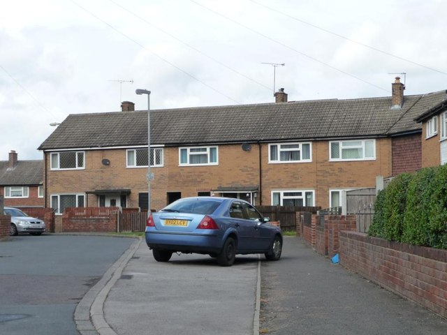 Houses on Huntwick Crescent