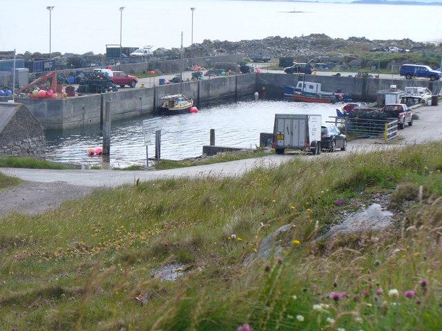 Borve Harbour