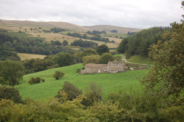 View into the Goyt Valley