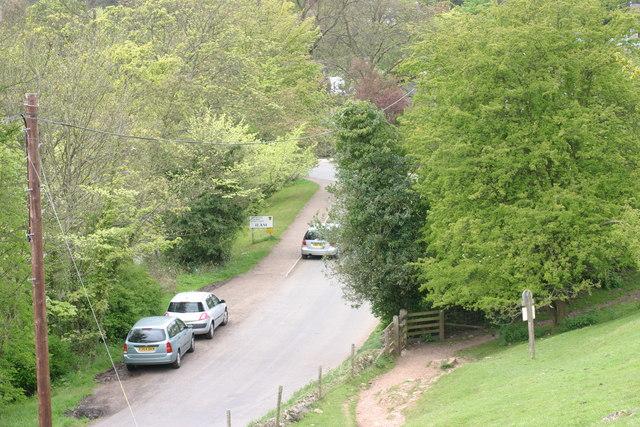 A Road entering Ilam  (1)