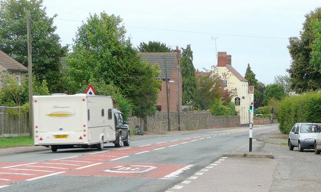 A40 at Huntley