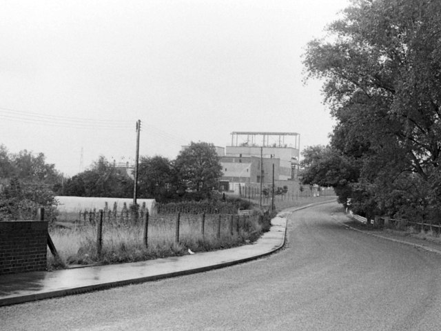 Weston Hall Road, 1983