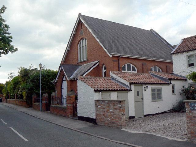 Cropwell Butler Methodist Chapel