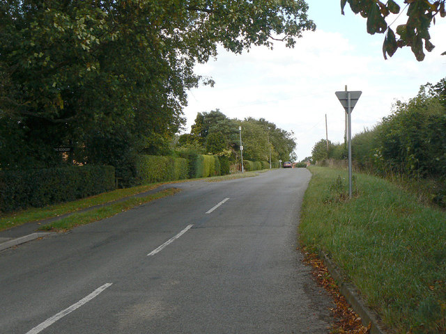 Tithby Road, Cropwell Butler