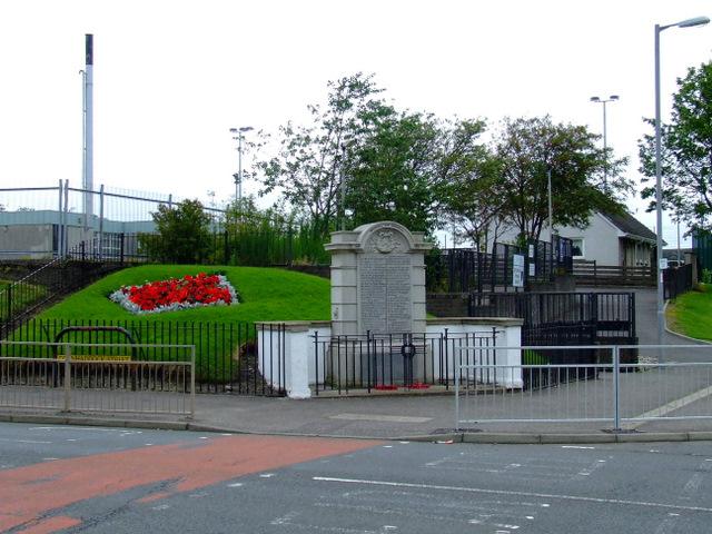 Broomhill War Memorial