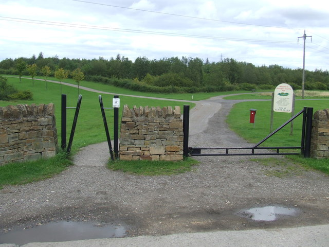 Entrance to Herrington Country Park
