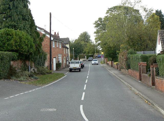 Hardigate Road, Cropwell Butler